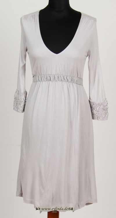 Kleid, Vimpa Viscose, herring