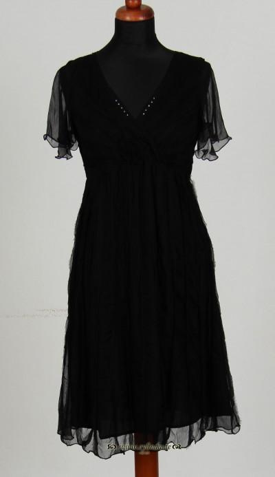 Kleid, Knee Length, black