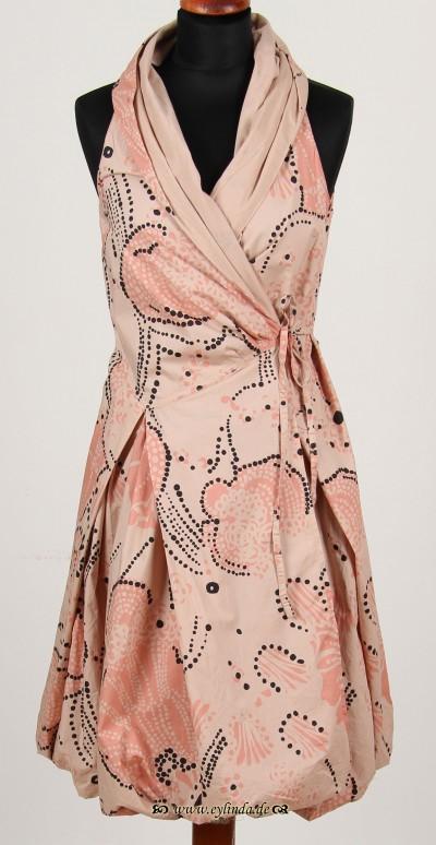 Kleid, Madden Cotton, cinnabar