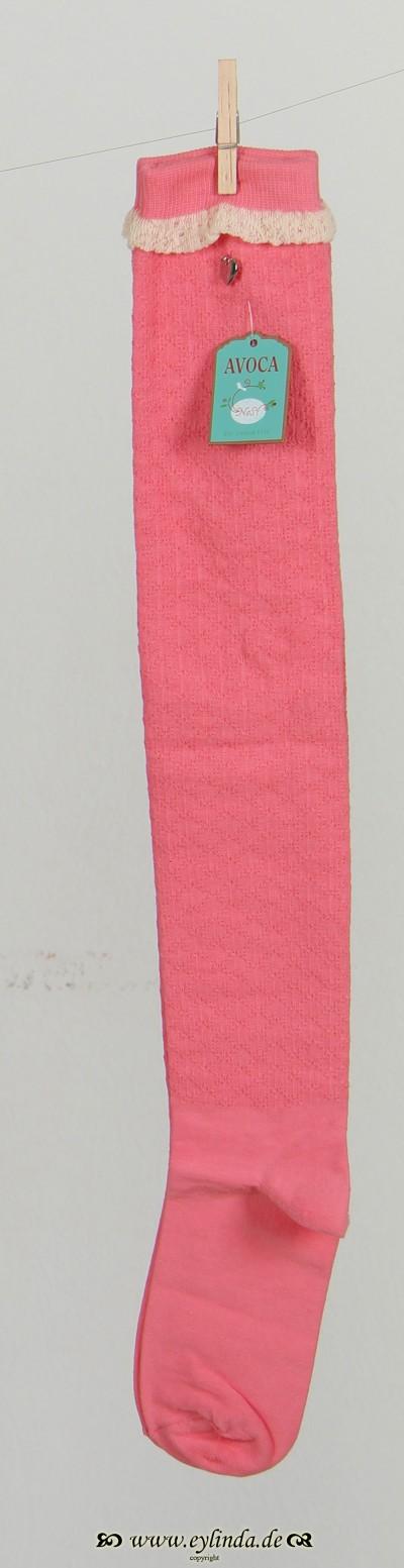 Strümpfe, Fanfaiso, pink