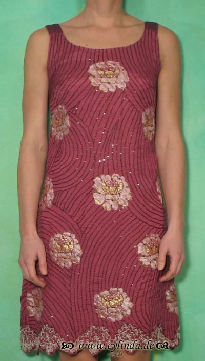 Kleid, GL-0776, plum