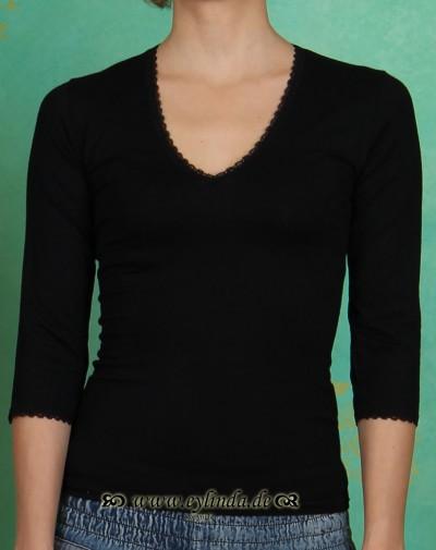 Shirt, Gina, noir