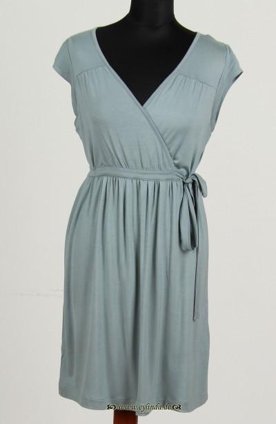 Kleid, Basic-Viscose Lycra-03, ariel