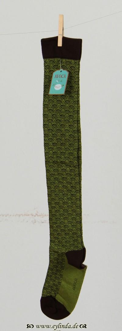 Strümpfe, Ishii-so, green