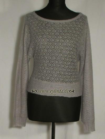 Pullover, Brushroad Knit, mist