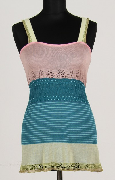 Top, Tropical Knit, breath