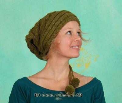 Mütze, MU18, green