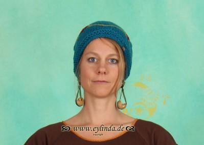Mütze, MU22, blue