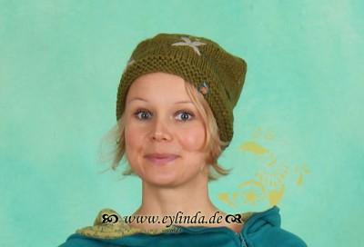 Mütze, MU22, green