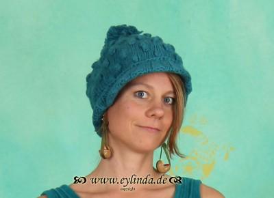 Mütze, MU26, blue