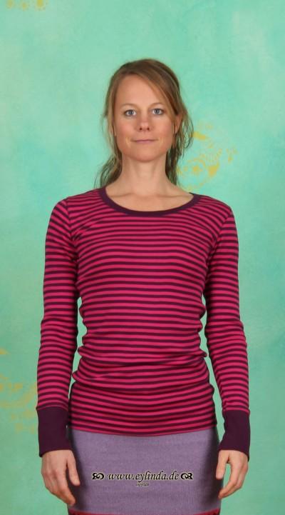 T-Shirt, NALB-0802, berry-raspberry