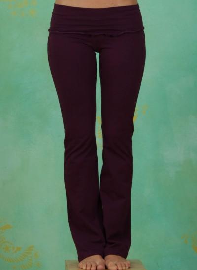 Hose, Frill Pant, potent-purple