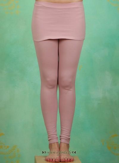 Hose, Skirt Pant, mauve