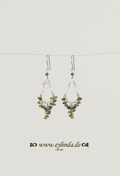 Ohrringe, Galleito Jewellery, melody
