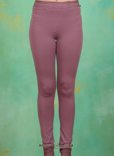 Leggins, Queenlt, mauve