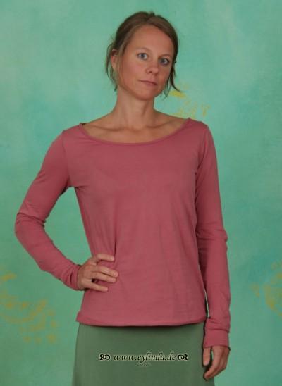 Shirt, Lotus Shirt, mauve