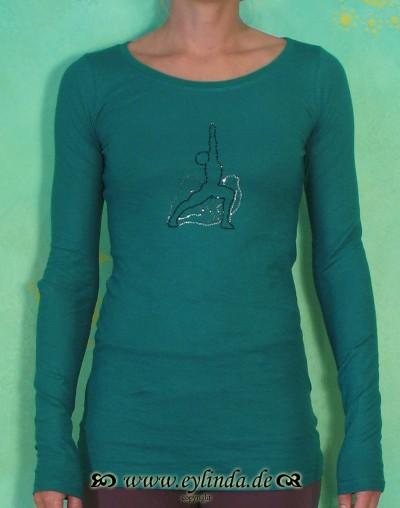 Shirt, Pranayama, jade