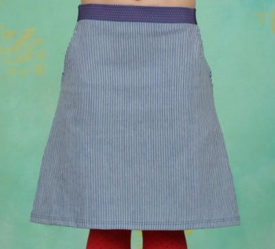 Rock, Pocket Hips, denim-stripes