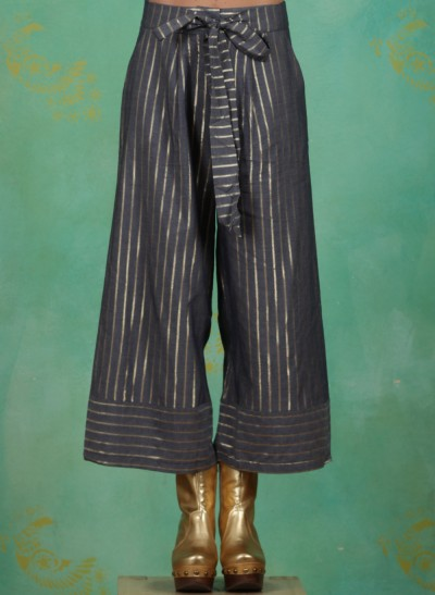 Culotte, A New Idea, golden-stripes