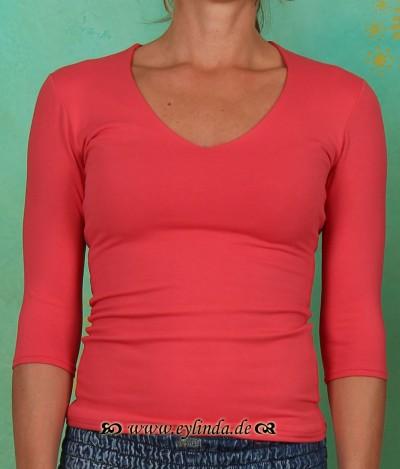 Shirt, Sylvia, coralle