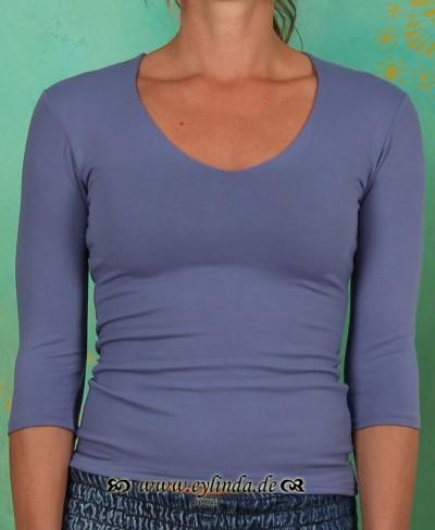 Shirt, Sylvia, lavande