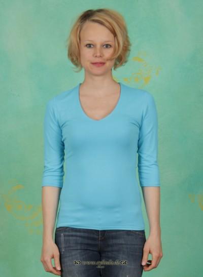 Shirt, Sylvia, lichtblau