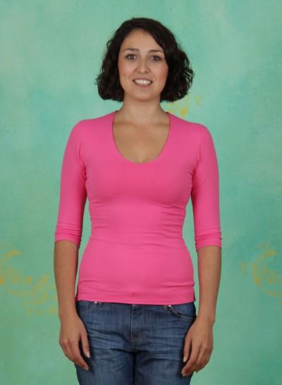 Shirt, Sylvia, pink