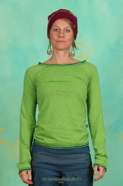 Shirt, TR11C27, green