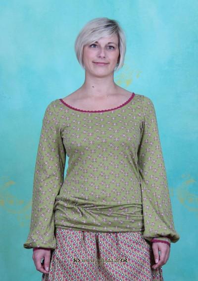 Shirt, TR11C35, green