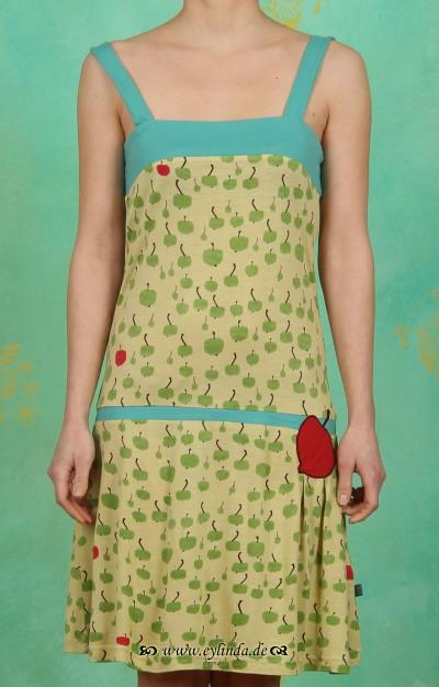Kleid,TR11E15, yellow