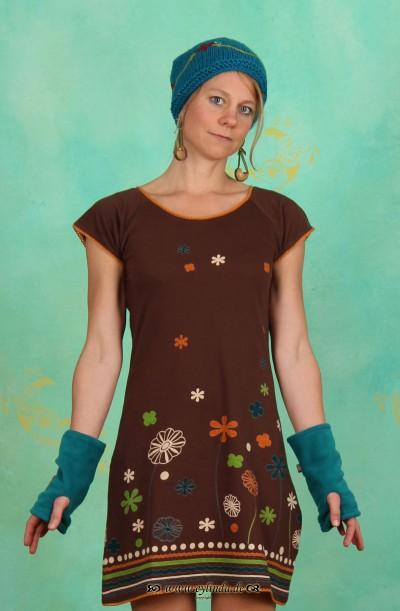 Kleid, TR11E45, brown
