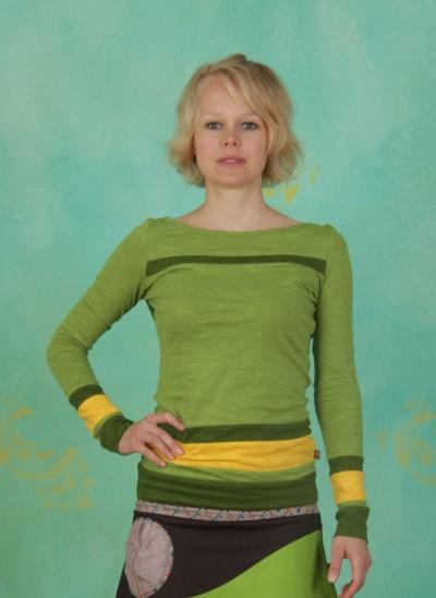 Shirt, TR12C54, fresh-green