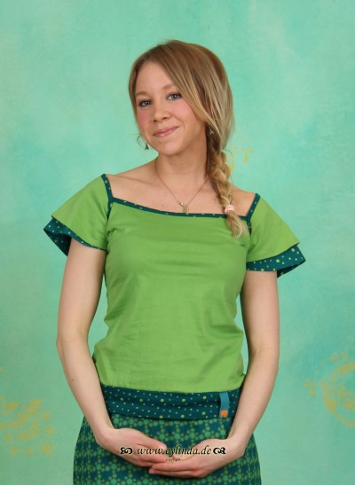 Shirt, TR12C6, fresh-green
