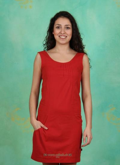 Kleid, TR12E19, dark-red