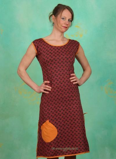 Kleid, TR12E24, brown
