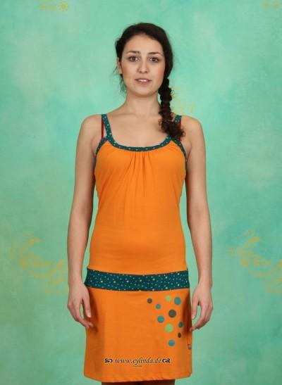 Kleid, TR12E3, orange