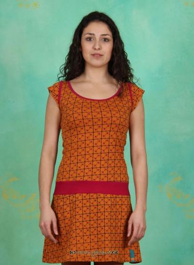 Kleid, TR12E30, orange