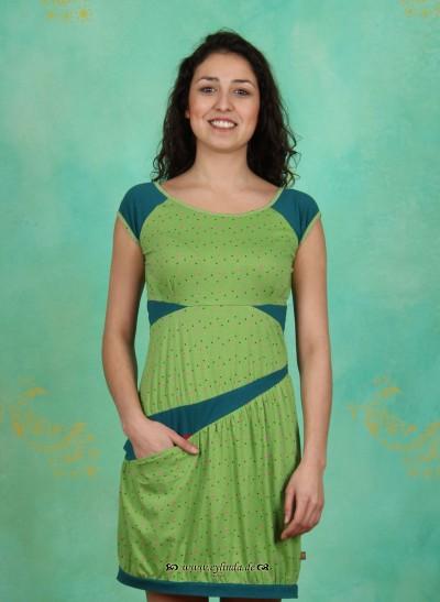 Kleid, TR12E4, fresh-green