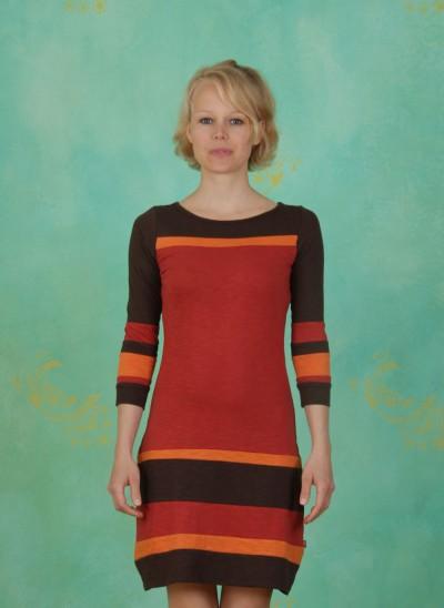 Kleid, TR12E47, dark-red