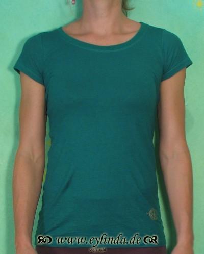 T-Shirt, Relax Tee, jade