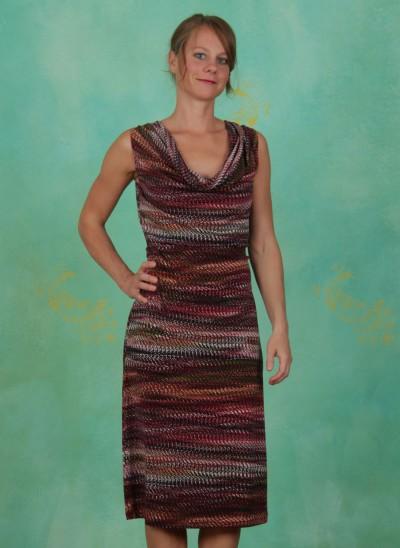 Kleid, Venetia-Drape, multi