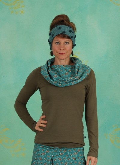 Pullover, Caiva, olive