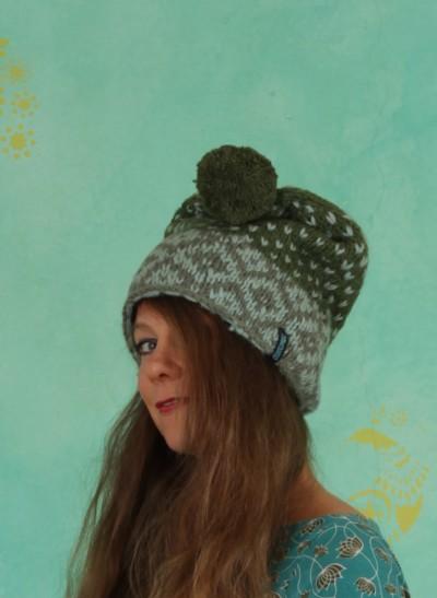 Mütze, Larix, forest
