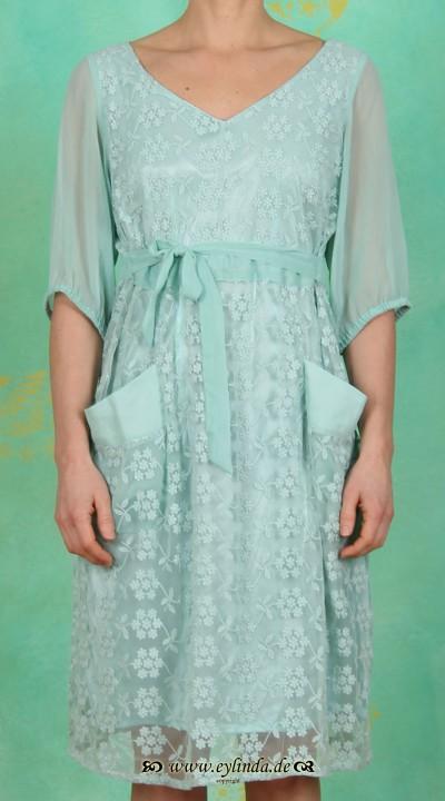 Kleid, XL-0020, sky