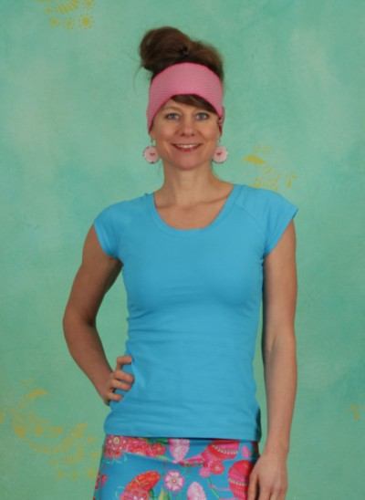 Shirt, Laval, turquoise