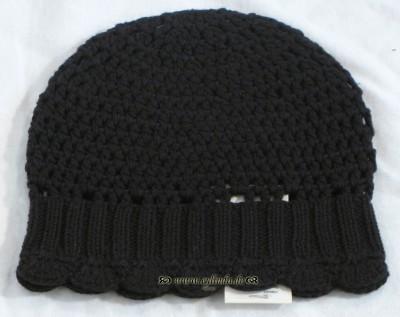 Kopfbedeckung, Logan Acc., black