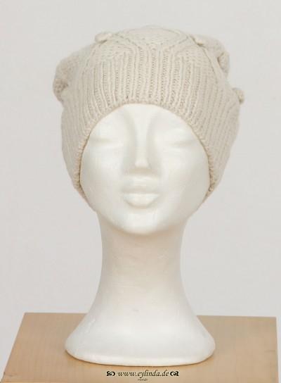 Mütze, Penguin Acc., chalk