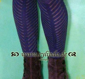 Leggings, BL-0138, amatyst