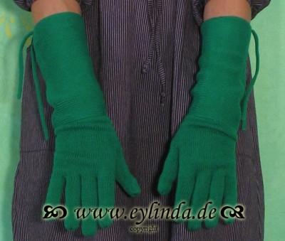 Handschuhe, BL-0747, emerald green