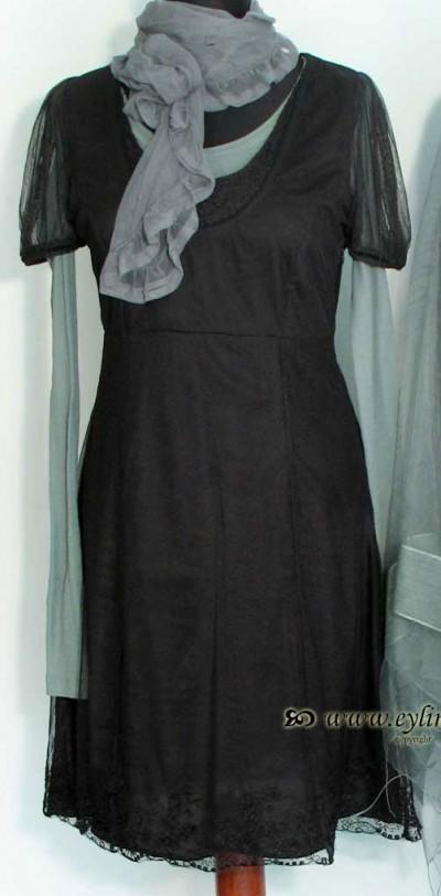 Kleid, Needle Net, phantom